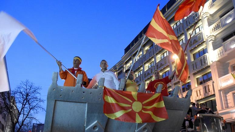 NI: Балканы — следующее поле битвы между Россией и США