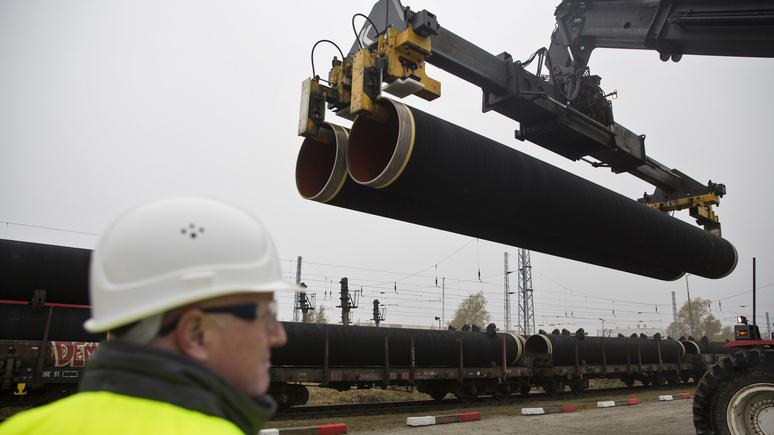 Dagens Industri: Еврокомиссия открыла «Газпрому» все двери