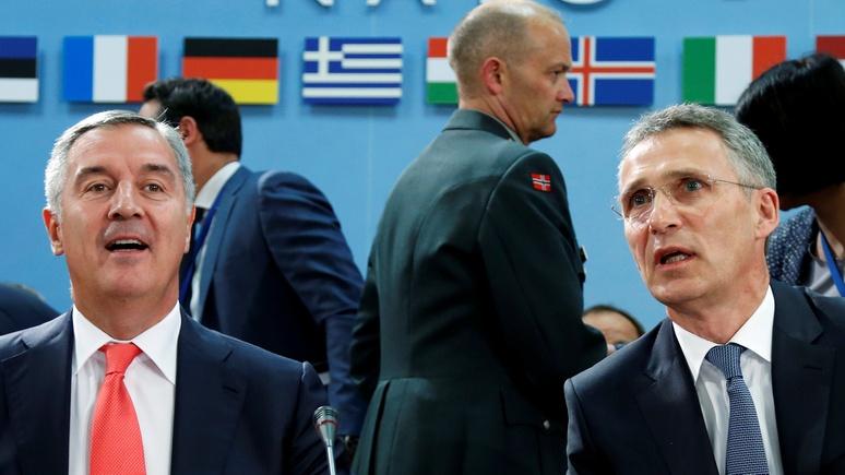 ET: членство Черногории в НАТО станет ещё одним «бременем в отношениях России и США»