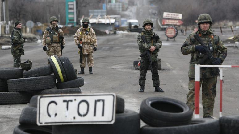 24 канал: украинский парламент не признал Донбасс оккупированным