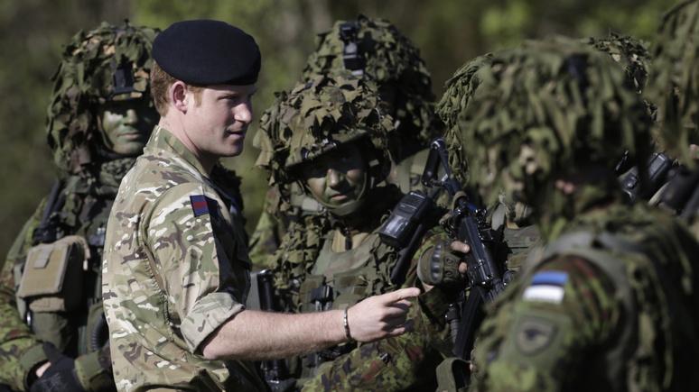 ERR: эстонские военные уступили свои казармы натовцам без боя