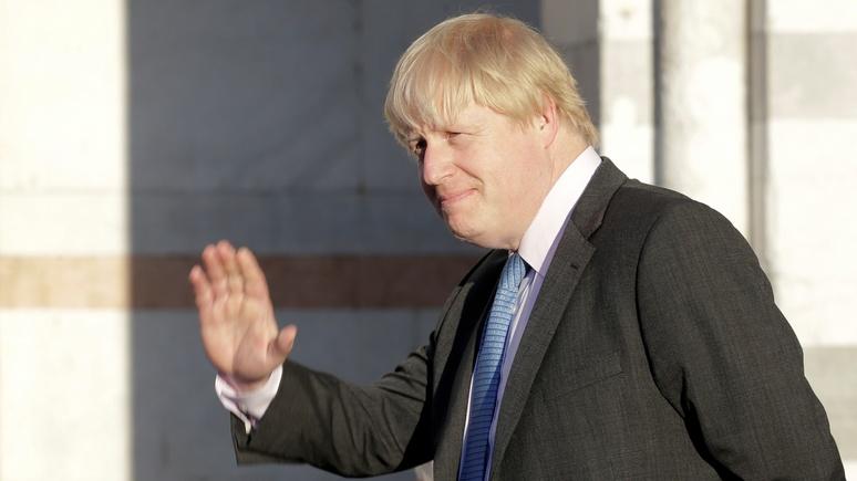 Die Zeit: потребовав санкций против России, Борис Джонсон сам угодил в изоляцию