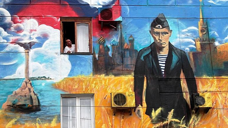 DW: мигрантов в Германии учили интеграции по картам с российским Крымом