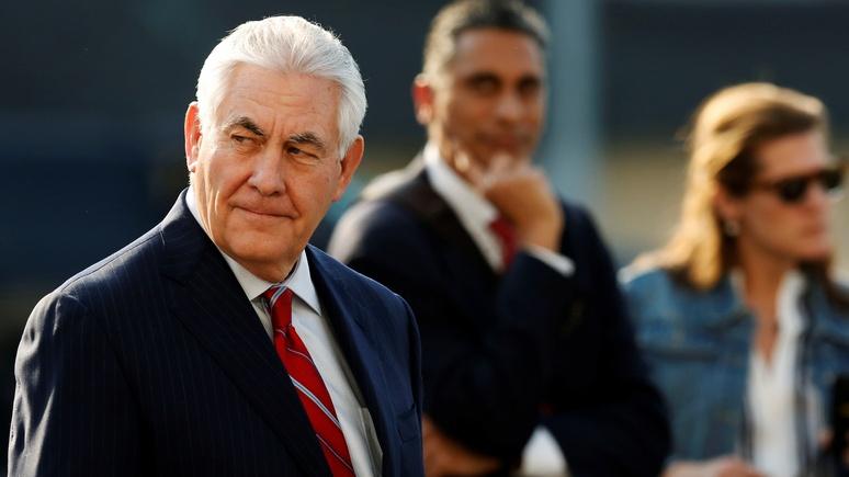 National Interest: заявления США об уходе Асада — бахвальство, далёкое от реальности