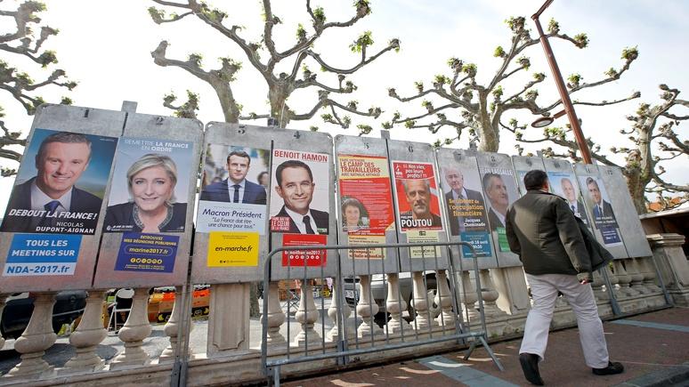 Slate: пророссийские кандидаты во Франции сильны, но оторваны от реальности