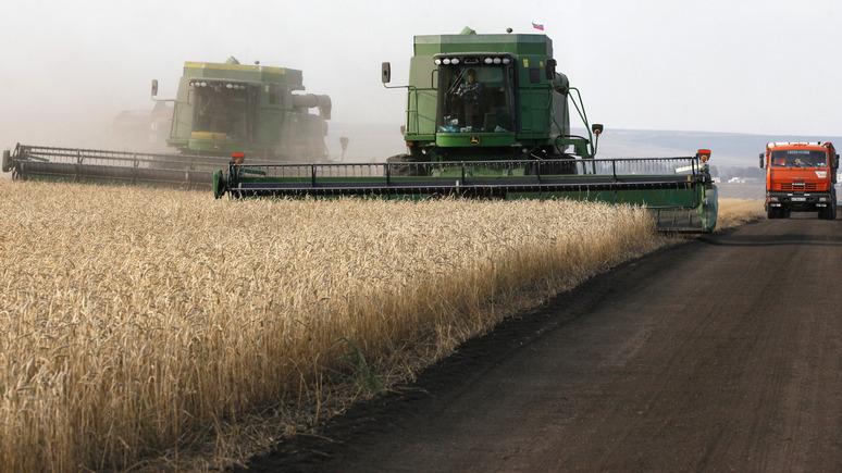 Financial Times: российские аграрии опровергли санкционный скептицизм Запада