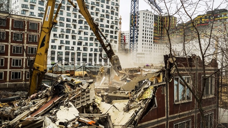 WP: оппоненты сноса хрущёвок в Москве — через два месяца «грянет буря»
