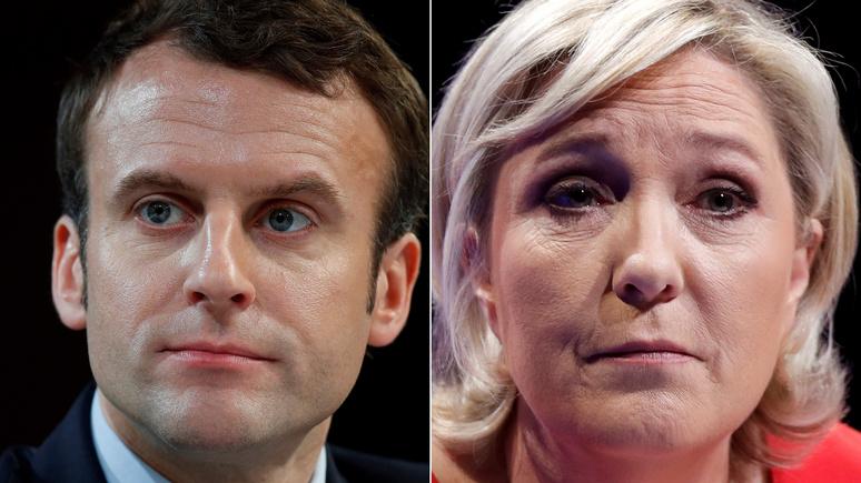 Le Figaro: во второй тур прошли «взрывные» кандидаты