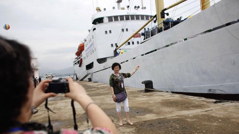 Straits Times: паромное сообщение с Россией спасает Пхеньян от изоляции