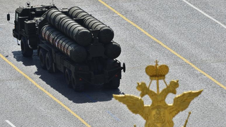 National Interest: Турция пугает НАТО покупкой С-400