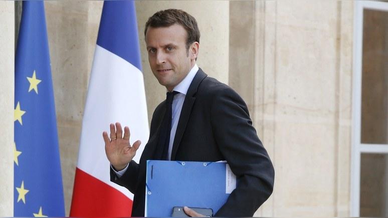 Politico: лидеры ЕС не считают поддержку Макрона вмешательством