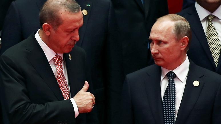 National Review: сближаясь с Россией, Турция становится «троянским конём в НАТО»