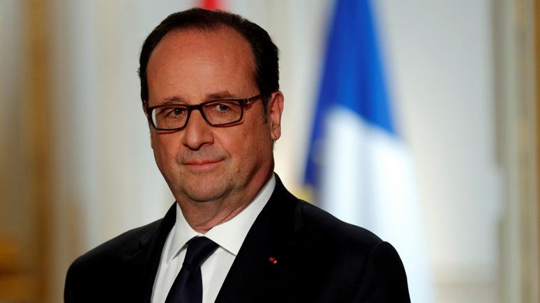 Libération: Олланд  «вооружил» Макрона против Ле Пен