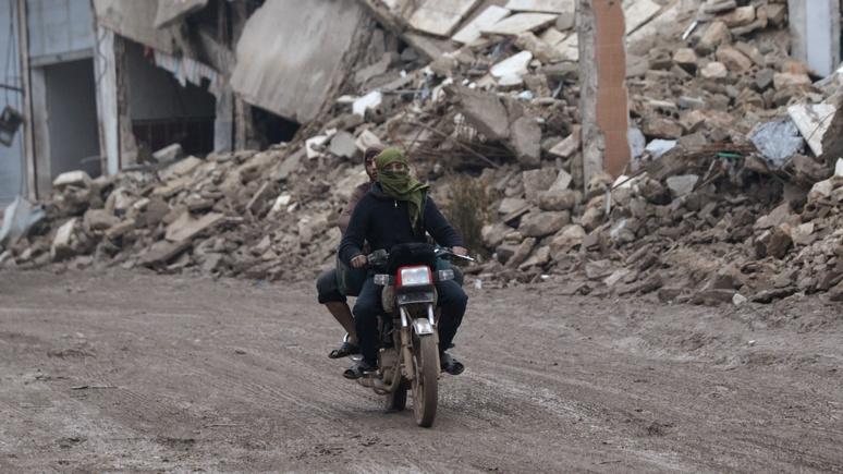 WSWS: турецкие авиаудары по курдам обостряют конфликт в Сирии