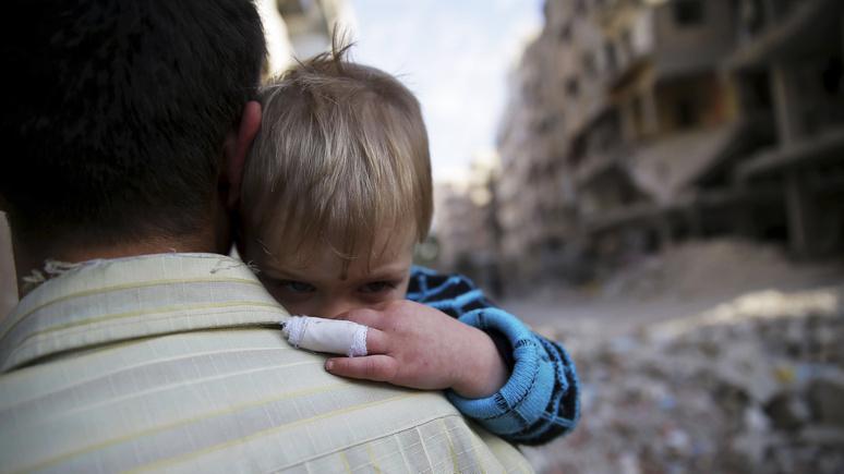 Nation: конфликт в Сирии погасят не новые удары, а свободное гражданское общество