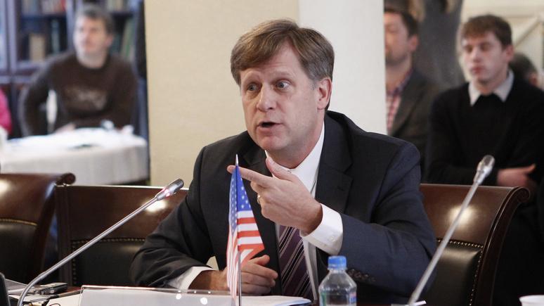 Макфол: «импровизация» Трампа рискует не выдержать встречи с Путиным