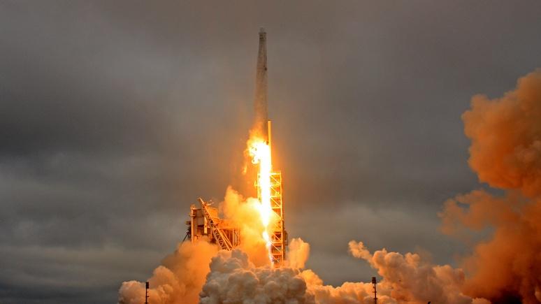 Die Welt: шпионский спутник SpaceX присмотрит за Россией