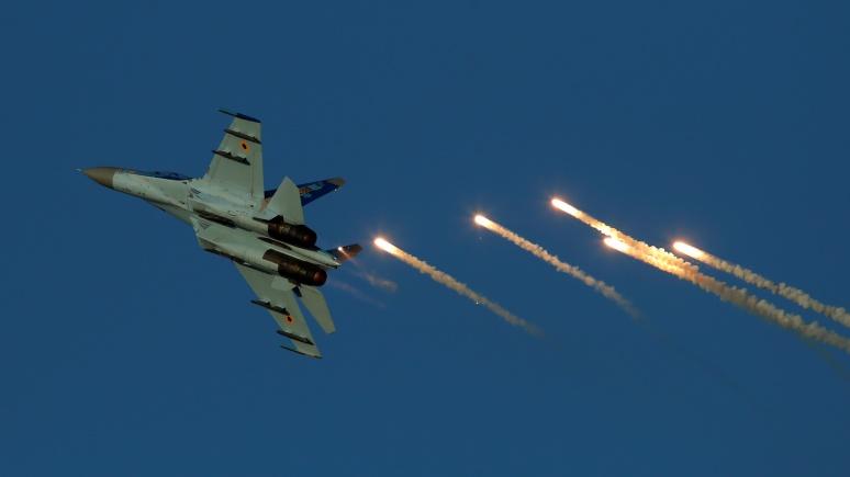 NI: бизнесмены помогают американским ВВС готовиться к войне с Россией