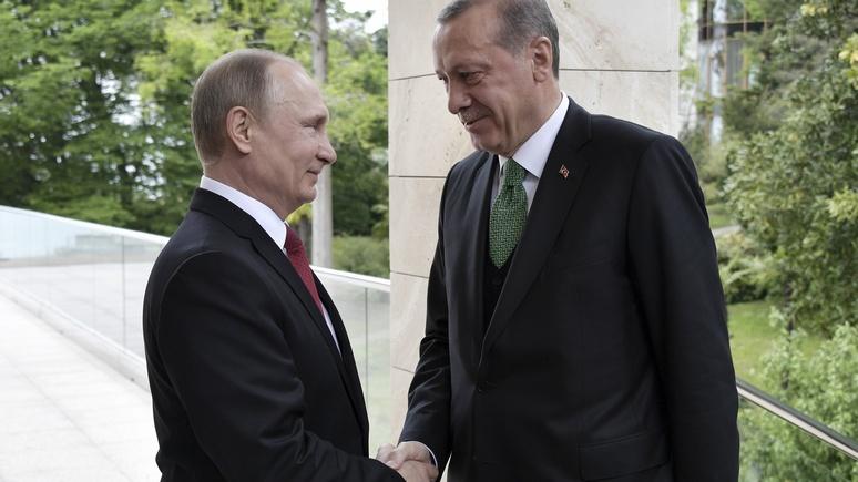 Hürriyet Daily News: встреча в Сочи — предвестник перемен на Ближнем Востоке