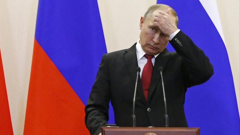 Wyborcza: выход из международной изоляции Путину не удался