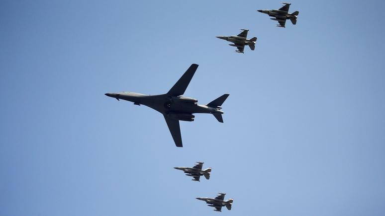 Contra Magazin: США расходуют бомбы быстрее, чем их производят