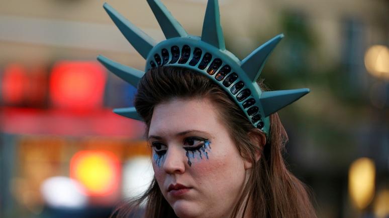 Forbes: американцы видят в России большую угрозу, чем в СССР