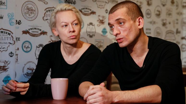 Le Figaro: Павленский получил убежище во Франции, но считает его ссылкой