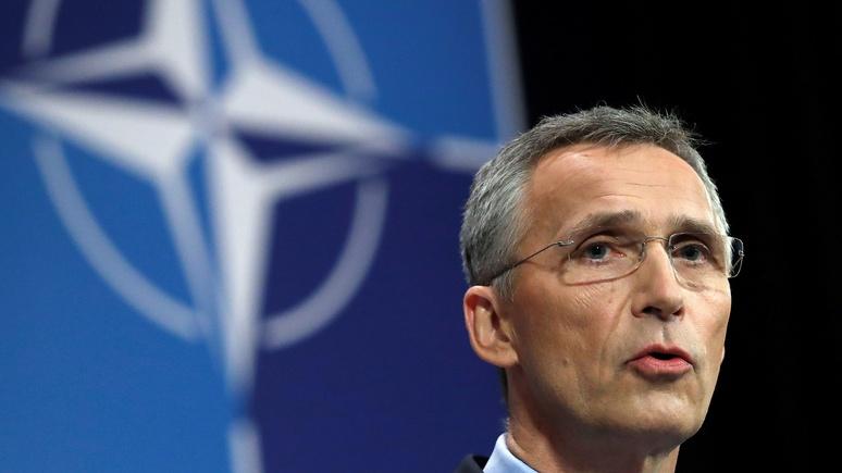 Столтенберг: солдаты НАТО не будут воевать на территории Сирии