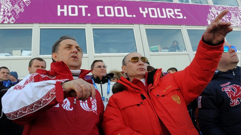 AP: Путин не исключает возможности провести в России ещё одну Олимпиаду