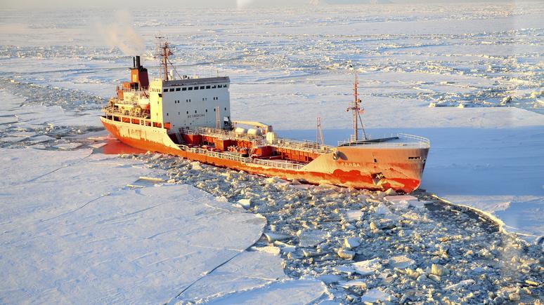 Wall Street Journal отвёл Арктическому совету роль ледокола российско-американских отношений