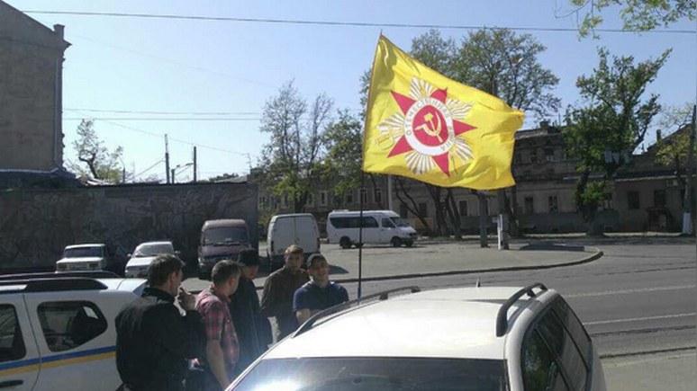 112: арестованному с советской символикой одесситу грозит до пяти лет тюрьмы