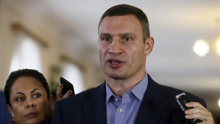 Кличко: Россия использует Самойлову в информационной войне против Украины