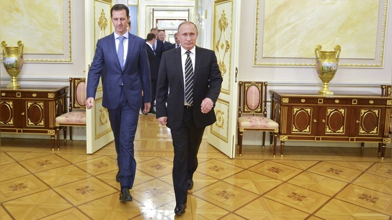 Wiener Zeitung: Россия взяла на себя роль «главной державы» в Сирии