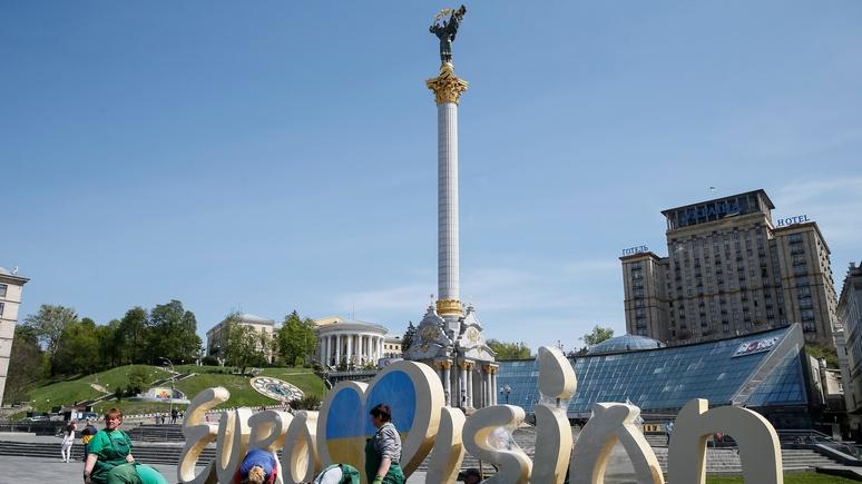 N-TV: Украина рвётся в Европу, но её судьба уже решена
