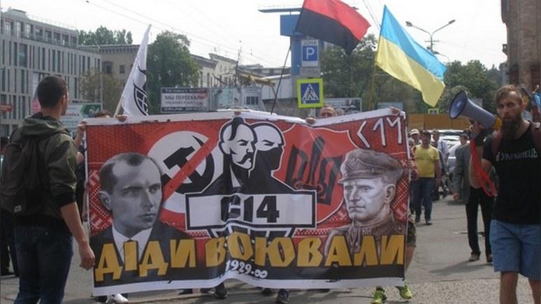 Irish Times: 9 Мая на Украине столкнулись националисты и «ностальгирующие по советской эпохе»