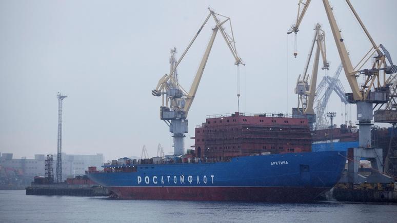 Freitag: Россия и Китай уже осваивают Арктику, а ЕС всё наблюдает