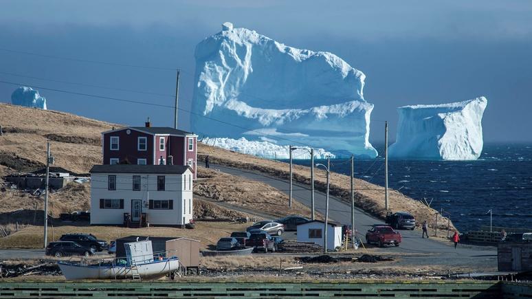 CBC: главные переговоры на Арктическом совете будут вовсе не об экологии