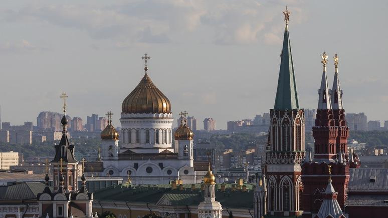 Die Welt: православные европейцы — за сильную Россию