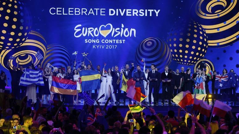 Вести: Евровидение обошлось Украине в три раза дороже, чем потратили бы в Европе