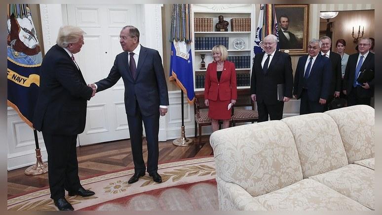WP: российский фотограф в Овальном кабинете переполошил ветеранов спецслужб США