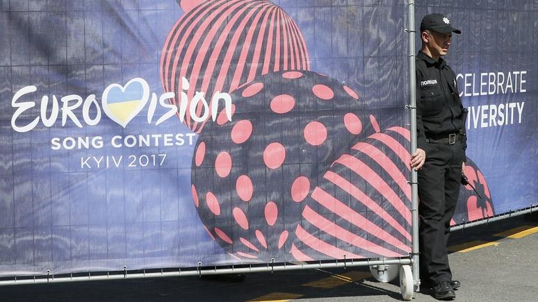 El Mundo: «Евровидение» —  конкурс вне политики, где повсюду политика