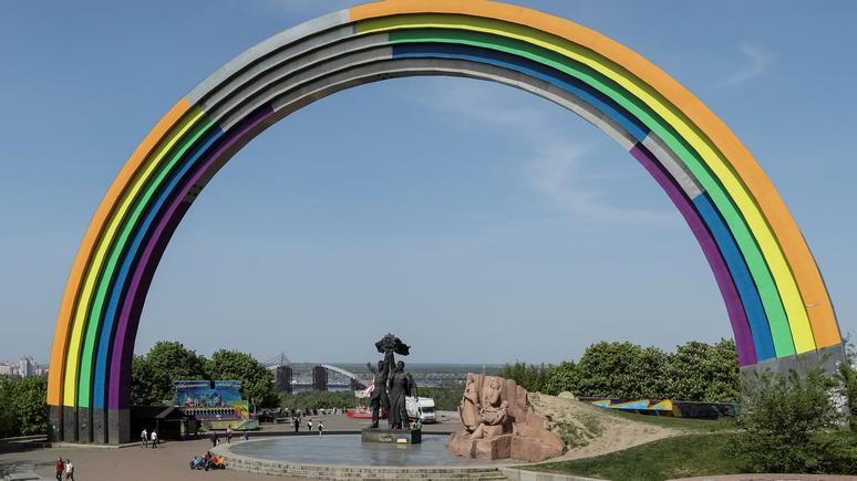 EurActiv: «либеральный фасад» не помогает — на Украине геев по-прежнему не жалуют