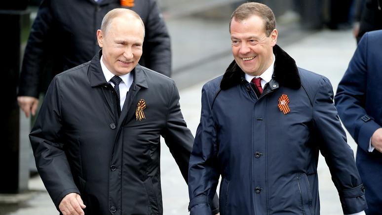 Kurier раскусил модные уловки кремлёвских «братьев-близнецов»