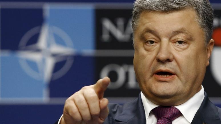 Опрос: почти половина украинцев видит свою страну в составе НАТО