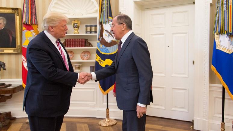 Independent: Трамп не сливал русским информацию, а просто красовался