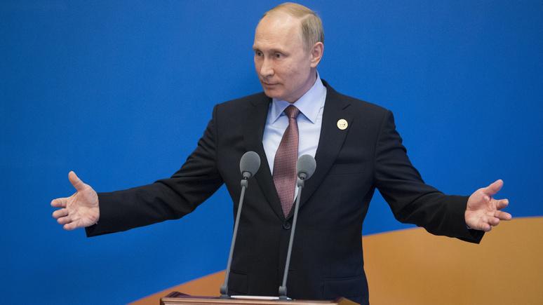 WSJ: глобальная кибератака позволит Путину разыграть из России жертву хакеров