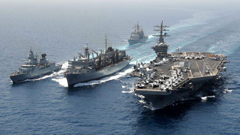 WSJ: российские подводники грозят закрыть Европу для американских конвоев