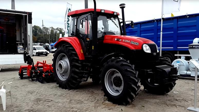 Sohu: Китай продаёт России тракторы с советскими корнями