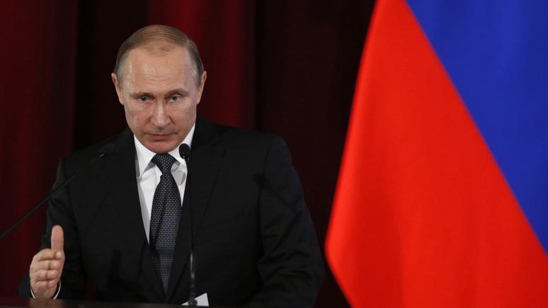 Huffington Post рассказал, как Западу добиться доверия Путина
