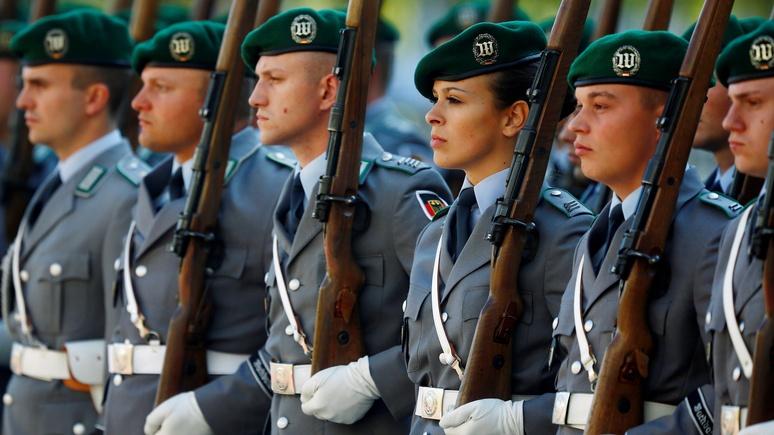 Die Welt: в случае «нападения России» немцы планируют сидеть дома